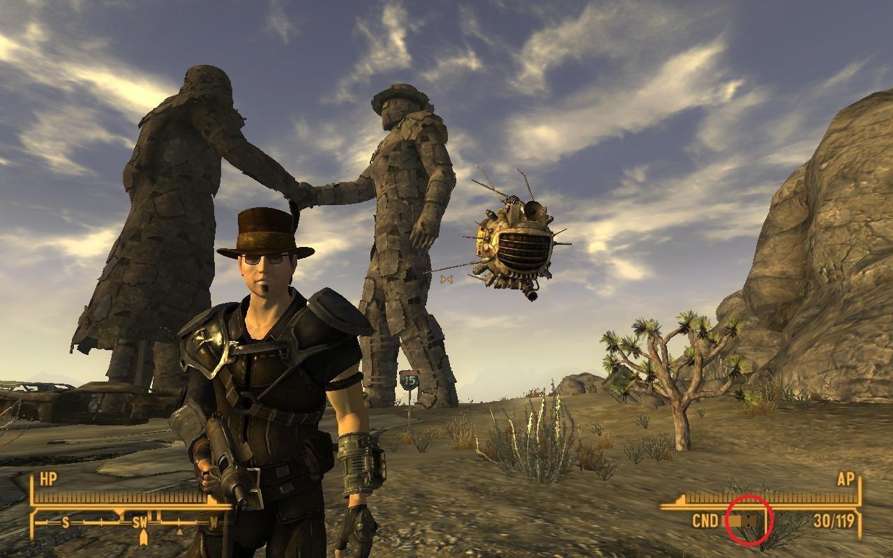New Vegas screenshot